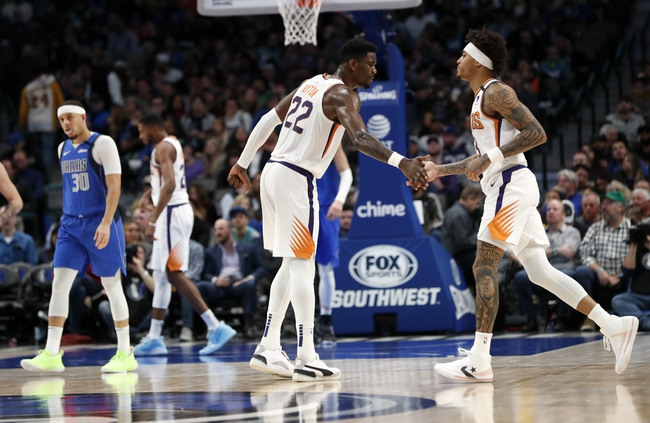 Dallas Mavericks at Phoenix Suns - 8/2/20 NBA Picks and Prediction