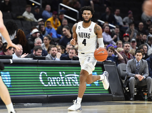 Georgetown University vs. Seton Hall - 2/5/20 College Basketball Pick, Odds, and Prediction