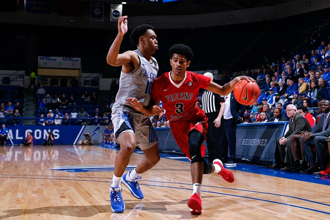 Air Force vs. Fresno State - 3/4/20 College Basketball Pick, Odds, and Prediction