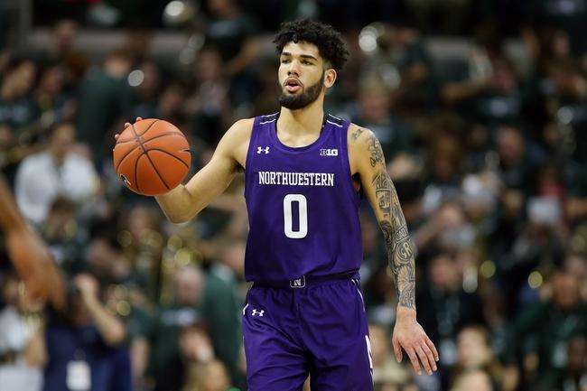 Northwestern vs Southern Illinois-Edwardsville College Basketball Picks, Odds, Predictions 12/13/20