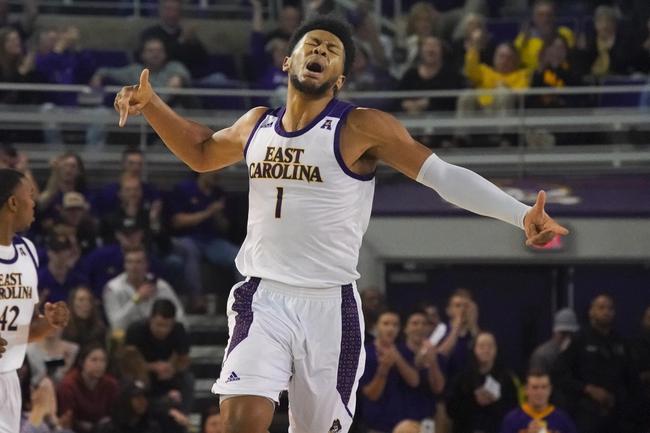 Tulane vs. East Carolina - 2/8/20 College Basketball Pick, Odds, and Prediction