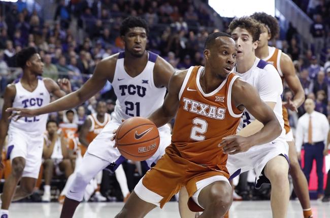 Texas vs. TCU - 2/19/20 College Basketball Pick, Odds & Prediction