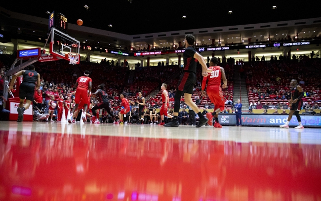San Diego State vs. New Mexico - 2/11/20 College Basketball Pick, Odds, and Prediction