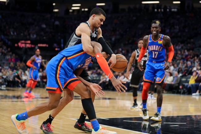 Oklahoma City Thunder vs. Sacramento Kings - 2/27/20 NBA Pick, Odds, and Prediction