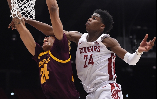 Arizona State vs. Washington State - 3/7/20 College Basketball Pick, Odds, and Prediction