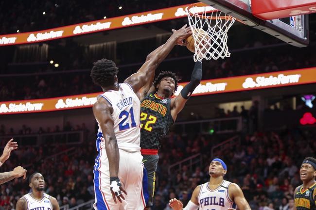 Philadelphia 76ers vs. Atlanta Hawks - 2/24/20 NBA Pick, Odds, and Prediction