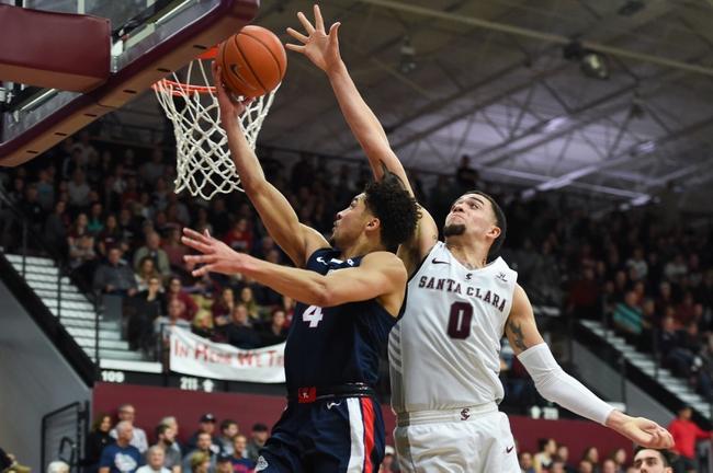 Santa Clara vs. Portland - 2/29/20 College Basketball Pick, Odds, and Prediction