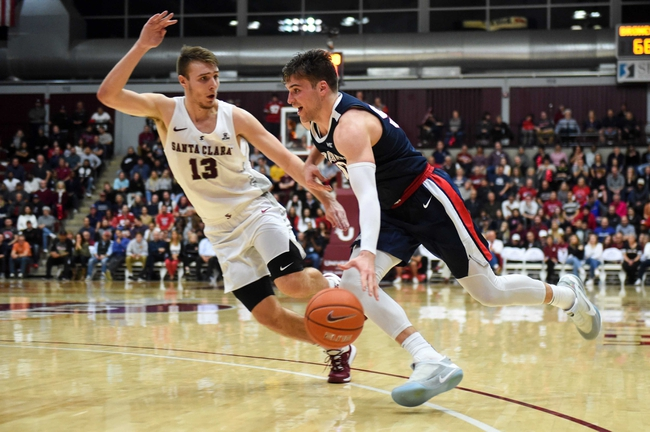 Santa Clara vs Idaho State College Basketball Picks, Odds, Predictions 11/25/20