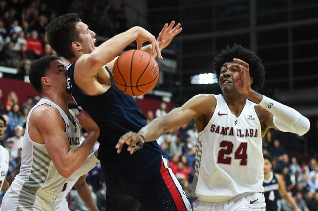 Santa Clara vs. Loyola Marymount - 2/15/20 College Basketball Pick, Odds, and Prediction
