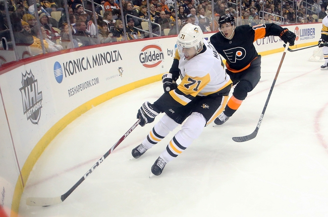 Philadelphia Flyers at Pittsburgh Penguins - 7/28/20 NHL Pick and Prediction