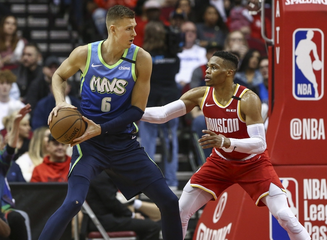 Dallas Mavericks vs. Houston Rockets - 5/12/20 NBA2K NBA Sim Pick, Odds, and Prediction