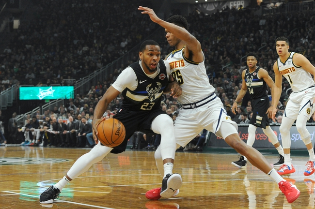 Denver Nuggets vs. Milwaukee Bucks - 3/9/20 NBA Pick, Odds, and Prediction