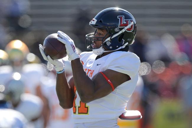North Alabama at Liberty - 10/3/20 College Football Picks and Predictions