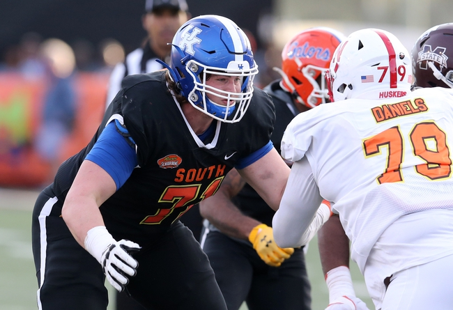 Logan Stenberg 2020 NFL Draft Profile, Strengths, Weaknesses and Possible Fits