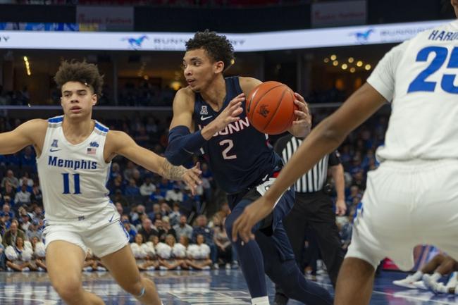 UConn vs. Memphis - 2/16/20 College Basketball Pick, Odds & Prediction