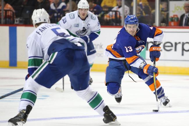 New York Islanders at Vancouver Canucks - 3/10/20 NHL Picks and Prediction