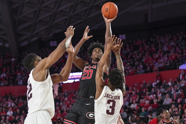 Texas A&M vs. Georgia - 2/15/20 College Basketball Pick, Odds, and Prediction