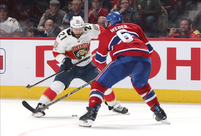 Florida Panthers vs. Montreal Canadiens - 3/7/20 NHL Pick, Odds, and Prediction