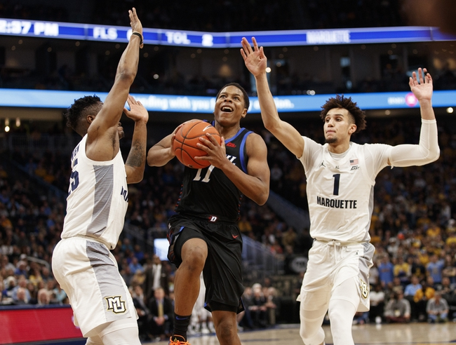 DePaul Blue Demons vs. Marquette Golden Eagles - 3/3/20 College Basketball Pick, Odds, and Prediction
