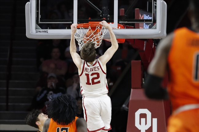 Texas Tech vs. Oklahoma - 2/4/20 College Basketball Pick, Odds, and Prediction