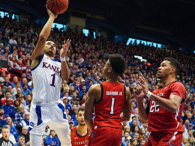 Texas Tech vs. Kansas - 3/7/20 College Basketball Pick, Odds, and Prediction