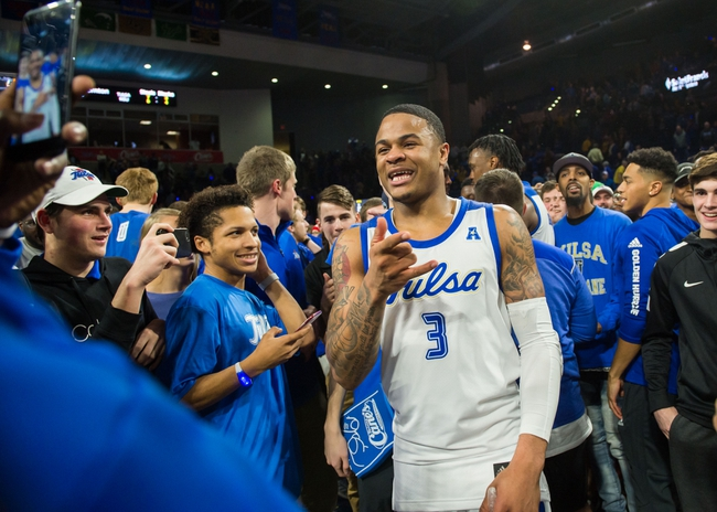South Florida vs. Tulsa Golden - 2/15/20 College Basketball Pick, Odds, and Prediction