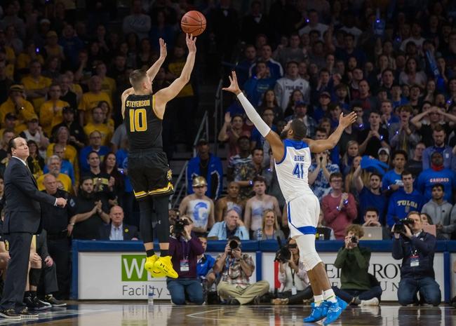 Tulsa vs Wichita State College Basketball Picks, Odds, Predictions 12/15/20