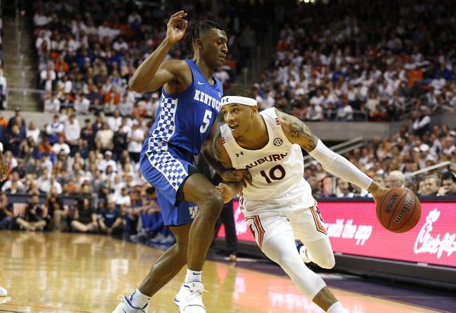 Kentucky vs. Auburn - 2/29/20 College Basketball Pick, Odds, and Prediction