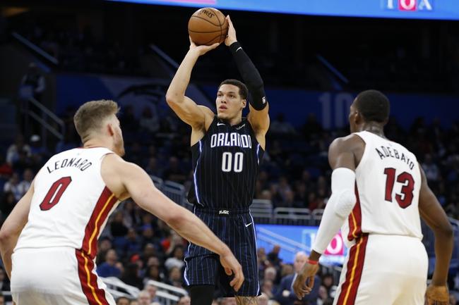 Miami Heat vs. Orlando Magic - 3/4/20 NBA Pick, Odds, and Prediction