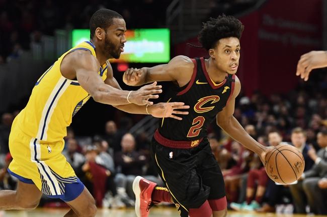 Golden State Warriors vs. Houston Rockets - 2/20/20 Nba Pick, Odds & Prediction