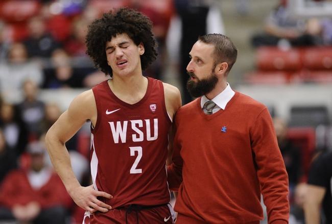 Washington State vs. Washington - 2/9/20 College Basketball Pick, Odds, and Prediction