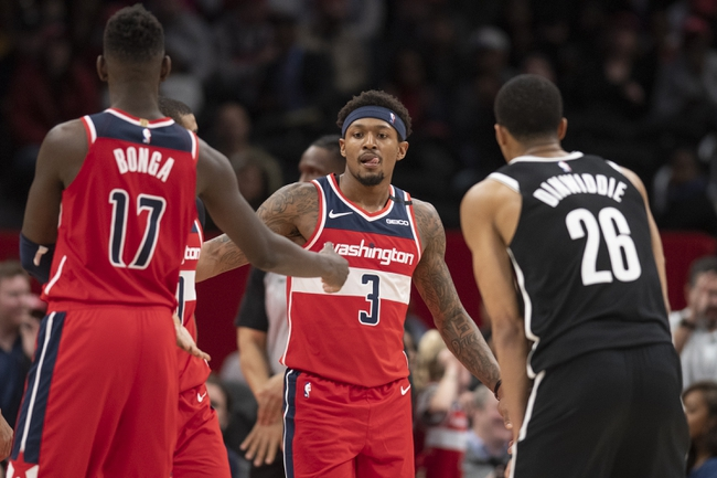 Washington Wizards vs. Brooklyn Nets - 2/26/20 NBA Pick, Odds, and Prediction