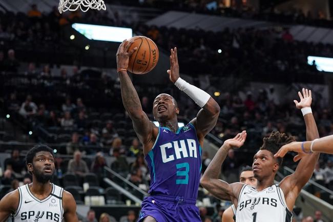 Charlotte Hornets vs. San Antonio Spurs - 3/3/20 NBA Pick, Odds, and Prediction