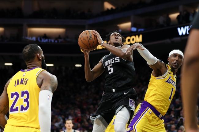 Los Angeles Lakers vs. Houston Rockets - 2/6/20 NBA Pick, Odds & Prediction