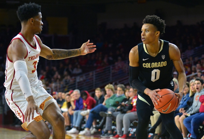 Colorado vs. USC - 2/20/20 College Basketball Pick, Odds, and Prediction