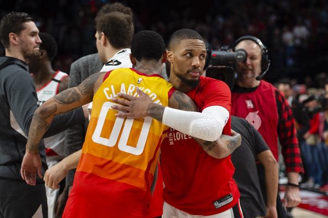 Utah Jazz vs. Portland Trail Blazers - 2/7/20 NBA Pick, Odds, and Prediction