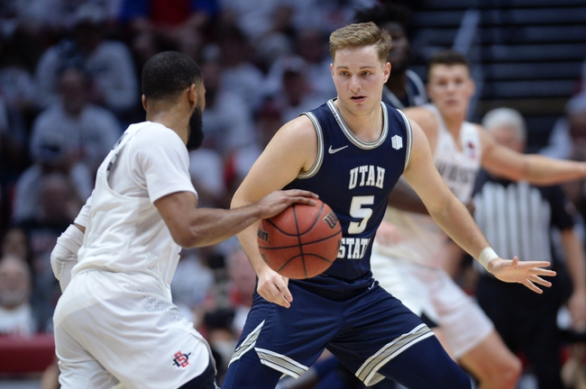 Utah State vs. UNLV - 2/5/20 College Basketball Pick, Odds, and Prediction
