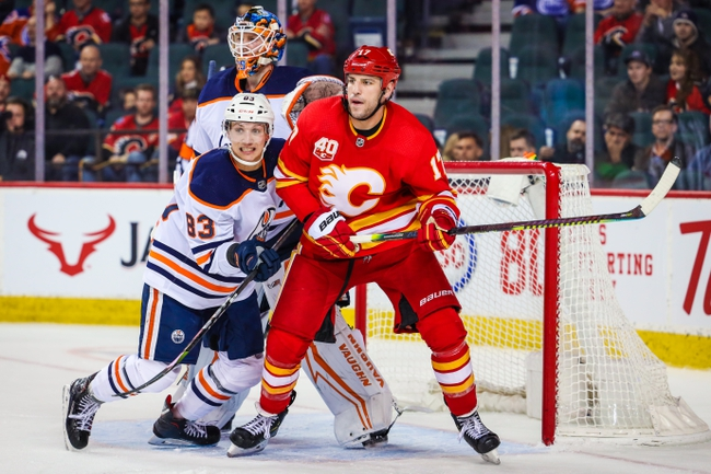 Calgary Flames vs. Edmonton Oilers - 7/28/20 NHL Pick, Odds, and Prediction