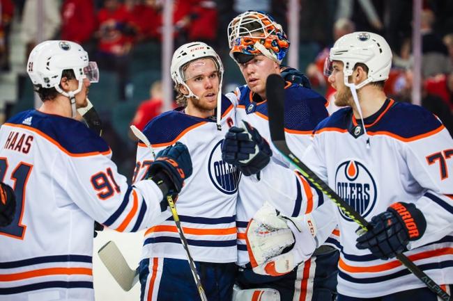Calgary Flames at Edmonton Oilers - 7/28/20 NHL Pick and Prediction