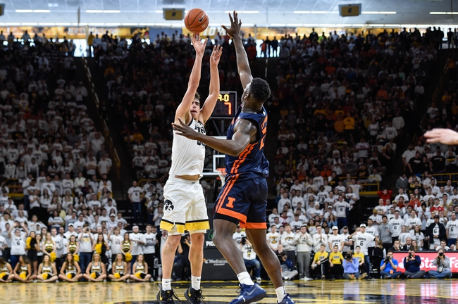 Purdue vs. Iowa - 2/5/20 College Basketball Pick, Odds, and Prediction