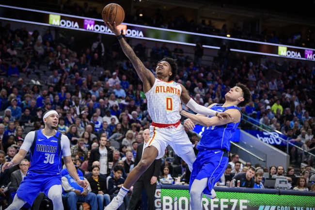 Atlanta Hawks vs. Dallas Mavericks - 2/22/20 NBA Pick, Odds, and Prediction