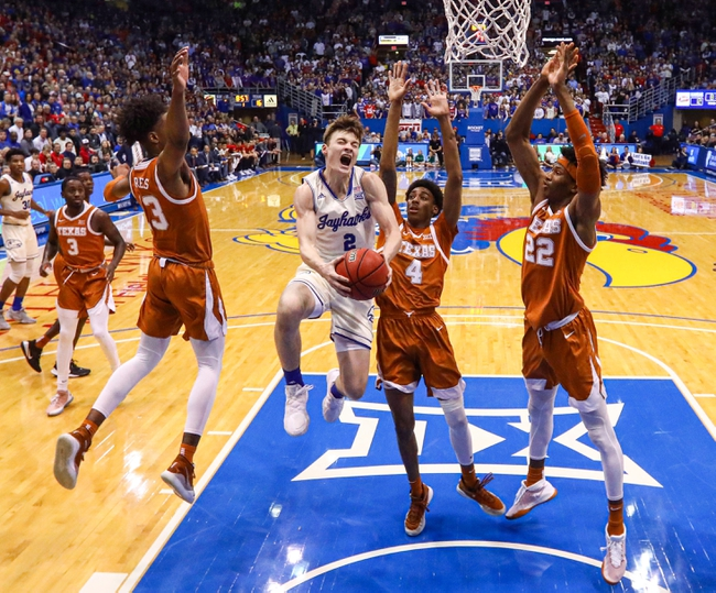 Texas vs. Texas Tech - 2/8/20 College Basketball Pick, Odds, and Prediction
