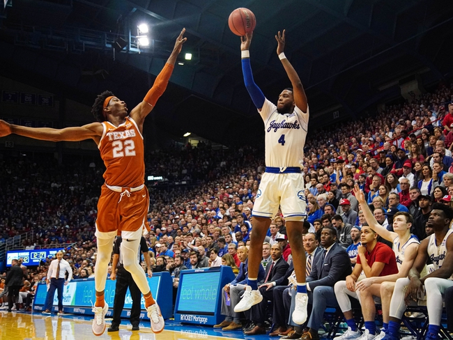 TCU vs. Kansas - 2/8/20 College Basketball Pick, Odds, and Prediction