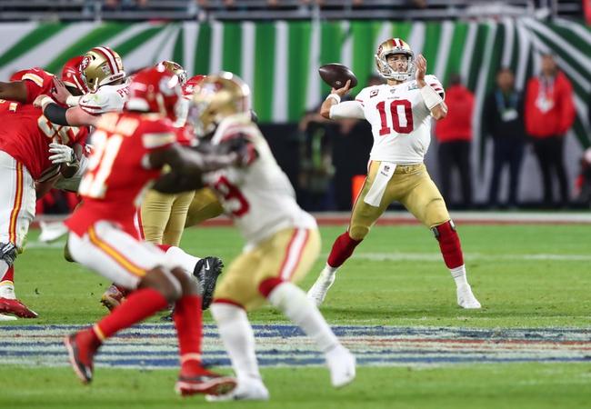 New England Patriots vs. San Francisco 49ers - 6/2/20 Madden 20 Sim NFL Pick, Odds, and Prediction