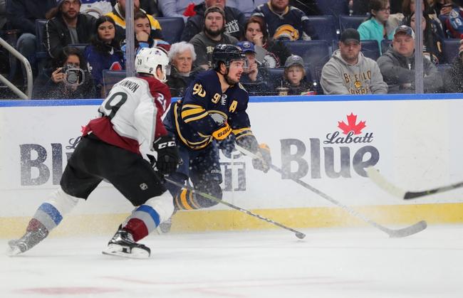 Colorado Avalanche vs. Buffalo Sabres - 2/26/20 NHL Pick, Odds, and Prediction