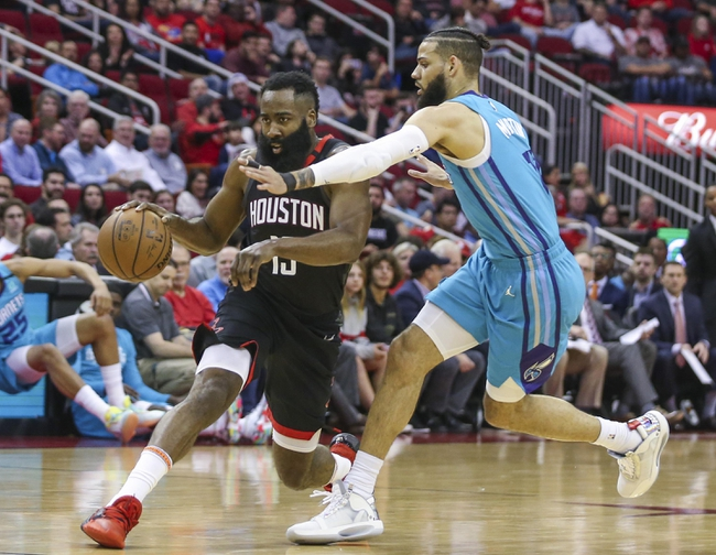 Charlotte Hornets vs. Houston Rockets - 3/7/20 NBA Pick, Odds, and Prediction