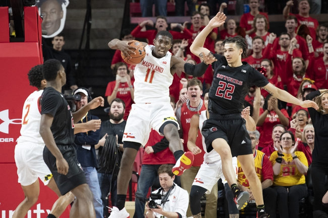 Maryland vs. Rutgers - 3/3/20 College Basketball Pick, Odds, and Prediction