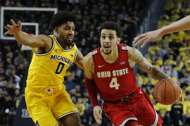 Ohio State vs. Michigan - 3/1/20 College Basketball Pick, Odds, and Prediction