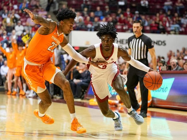 Georgia Bulldogs vs. Alabama Crimson Tide - 2/8/20 College Basketball Pick, Odds, and Prediction