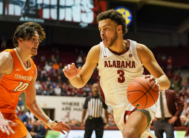 Alabama at Tennessee - 3/12/20 College Basketball Picks and Prediction